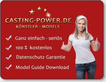 Modelkartei - Model werden