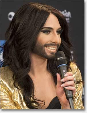 Transgender Conchita Wurst